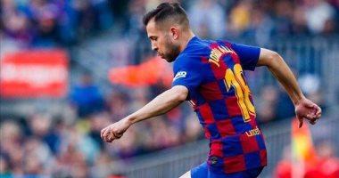 برشلونة ضد خيتافى.. البارسا يكشف عن إصابة جوردى ألبا