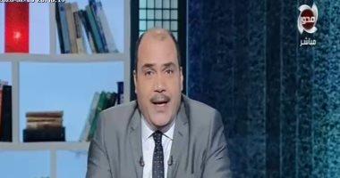 محمد الباز: المصريون أسقطوا الجزيرة ومستشارو تميم نصحوه بإغلاقها