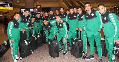 توافد منتخبات كأس العرب للشباب على السعودية.. صور