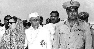 سعيد الشحات يكتب: ذات يوم 15 فبراير 1955.. عبدالناصر فى أول لقاء مع الزعيم الهندى «نهرو».. ويسأله أثناء رحلة نيلية: كيف نخطط؟