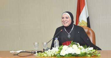 وزيرة التجارة والصناعة: مصر لديها اكتفاء ذاتى من الغاز منذ عام 2018