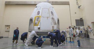 رائدا ناسا يستعدان للعودة من الفضاء على متن كبسولة SpaceX