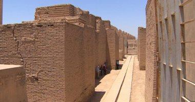 العراق يعلن اكتشاف جزء مفقود من تاريخ مدينة بابل القديمة