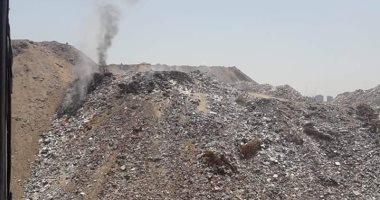 شكوى من تحول قطعة أرض فضاء بالفسطاط لمقلب قمامة بحى مصر القديمة