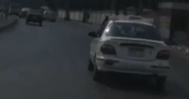 """شاهد.. حركة السيارات على طريق كورنيش النيل """"شبرا – التحرير"""""""