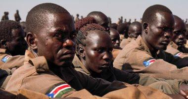تدريبات القوة المشتركة لحماية الشخصيات المهمة فى جنوب السودان