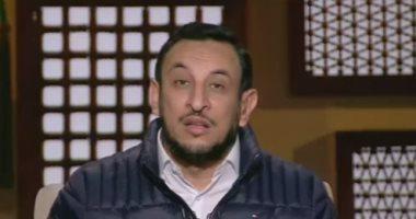 """رمضان عبد المعز: ضبط اللسان واجب حتى مع حسن النوايا """"فيديو"""""""
