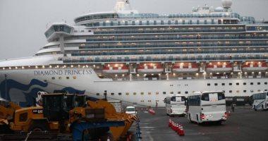 """إصابة 3 مواطنين روس من ركاب السفينة """"دايموند برنسيس"""" بفيروس كورونا"""
