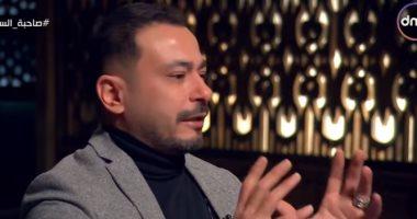 محمد نجاتى يعلن لأول مرة رفضه مسلسل الحاج متولي بسبب حديث الصباح والمساء