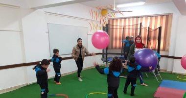 """صور.. طلاب المدارس اليابانية يمارسون الألعاب كنشاط تعليمى ضمن """"التوكاتسو"""""""