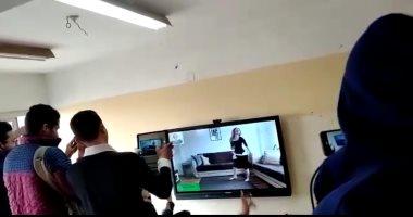 أخبار مصر اليوم.. فصل 22 طالبا والتحقيق مع مدير مدرسة بالمنوفية بسبب فيديو كليب -