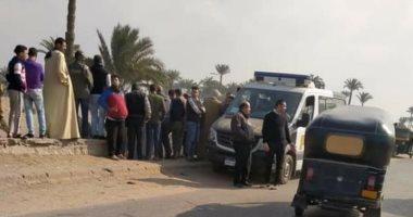مصرع عامل غرقا داخل بئر بالمنطقة الصحراوية  فى دار السلام بسوهاج