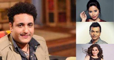 محمد محيى وإليسا وشيرين وحميد ومصطفى يقدمون أغنيات بتوقيع محمد رحيم