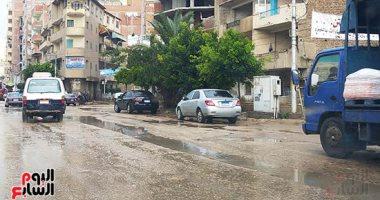 طقس مضطرب الـ72 ساعة المقبلة..انخفاض الحرارة 4درجات وأمطار تمتد للقاهرة