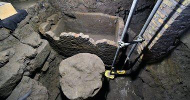 الاكتشاف الأثرى فى روما