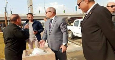 نائب محافظ القاهرة يتابع أعمال تطوير عزبة الهجانة.. والانتهاء قريبا