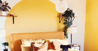 5 أفكار لاستخدام اللون الأصفر فى ديكور غرف النوم