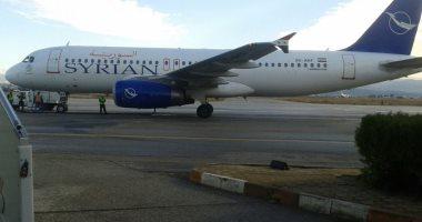 سوريا تعلن تسيير رحلات جوية من مطار حلب الدولى إلى القاهرة بعد توقف 9 سنوات