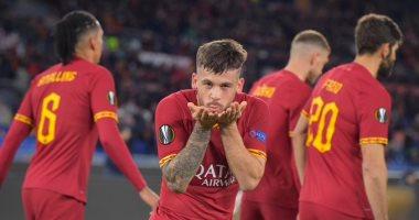 """بعد فوزه على جينت.. روما يحقق رقما تاريخيا في المسابقات الأوروبية """"فيديو"""""""