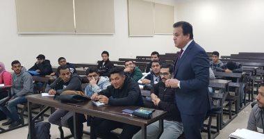 التعليم العالى: إنشاء 5 جامعات تكنولوجية جديدة بالمرحلة الحالية