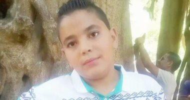 قاتل طفل البدرشين يجرى معاينة تصويرية للجريمة وسط حراسة مشددة
