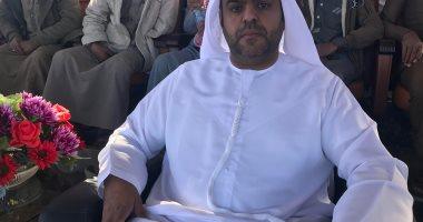 مسئول السباقات باتحاد الهجن الإماراتى: الهجن المصرية تحقق تقدما متميزا