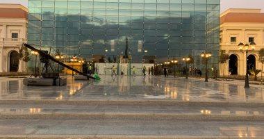 تقرير عن أبرز المعلومات حول مدينة الفنون والثقافة بالعاصمة الإدارية.. فيديو