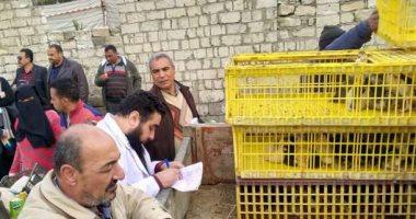 """محافظ البحيرة عن توزيع 20 بطة كـ""""قروض"""": خطوة لمواجهة البطالة (صور)"""