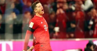 ليفاندوفسكى يتسلح بـ16 هدفا ضد دورتموند فى كلاسيكو الدوري الألماني
