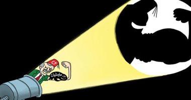 كاريكاتير صحيفة إماراتية.. مليشيات أردوغان تثير الشغب في المنطقة