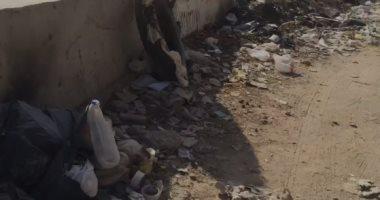 شكوى من انتشار القمامة وتدهور الخدمات بمنطقة البارون سيتى بالقطامية