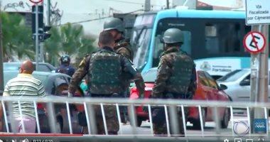 عصيان عسكرى للشرطة البرازيلية بولاية سيارا.. فيديو