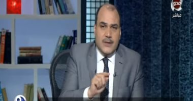محمد الباز: إقالة مدير معهد الأورام خلال ساعات بسبب أزمة إصابات كورونا