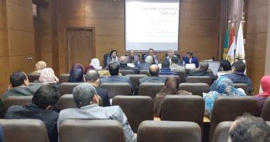 رئيس جامعة بنها: حريصون على تحفيز الكفاءات وإختيار الأكفأ للوظائف