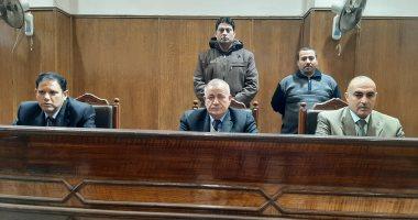 المستشار أحمد الجمل رئيس محكمة جنايات الزقازيق