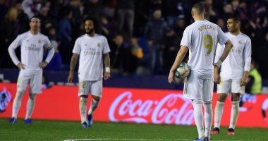 ريال مدريد يلجأ للطب النفسي لعلاج لاعبيه من هواجس كورونا