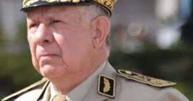 """رئيس الأركان الجزائرى يشارك فى معرضى """"يومكس"""" و""""سيمتكس"""" بالإمارات"""