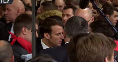 """الرئيس الفرنسى يتمنى لرئيس وزراء بريطانيا """"تجاوز محنته سريعا"""""""