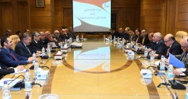وزراء الإنتاج الحربى والكهرباء وقطاع الأعمال يبحثون بدء مشروعات بالجابون