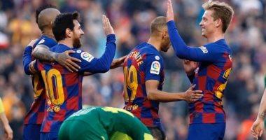 11 نهائى × 36 يوما أمام برشلونة لحسم لقب الليجا فى موسم كورونا