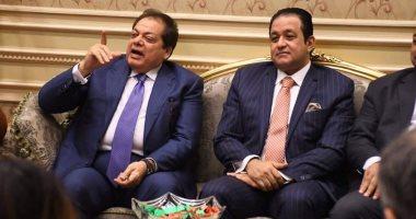 محمد أبو العينين: البرلمان الحالى سيفرد له التاريخ صفحات من البطولة.. صور