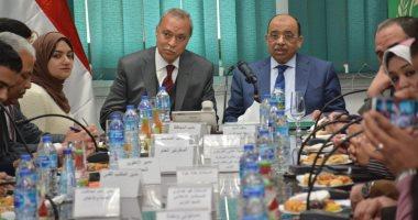 وزير التنمية المحلية: نسعي للحصول علي رضا المواطنين وتحسين مستوى الخدمات