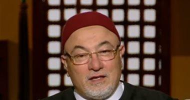 """بالفيديو.. خالد الجندي: """"لا أحد يضمن البشر.. واحمد الله انى مش إخواني"""""""