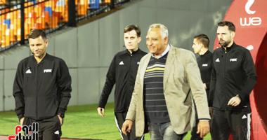ماذا قال الحكم الليتواني فى تقريره بعد إلغاء مباراة القمة؟