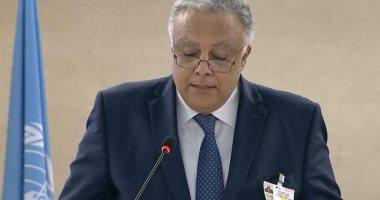 مساعد وزير الخارجية: الاستراتيجية الوطنية لحقوق الإنسان الأولى من نوعها بمصر