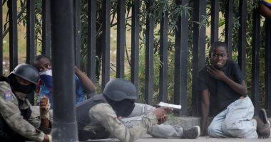 اندلاع اشتباكات عنيفة فى هايتى خلال احتجاج للشرطة