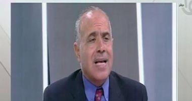 """فيديو.. حكم دولى سابق يكشف سبب تأجيل مباراة القمة ساعة قبل إلغائها مع """"وائل الإبراشى"""""""