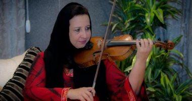 كانت عازفة فى الأوركسترا المصرية..جهاد الخالدى رئيسا لهيئة الموسيقى السعودية