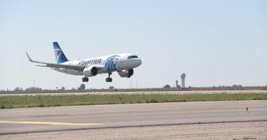 وزارة الطيران تسير 7 رحلات لبيروت لنقل 1400 مصرى عالق خلال 72 ساعة