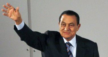 استعدادات داخل مقبرة أسرة مبارك لاستقبال جثمان الرئيس الأسبق